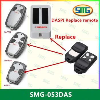 Daspi Happy 2Daspi Happy 4 ReplacementUniversal Remote Control