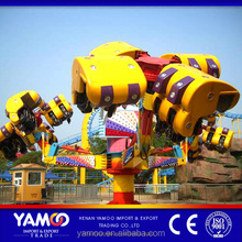 Exciting theme park equipment energy storm/ games rides for amusement park
