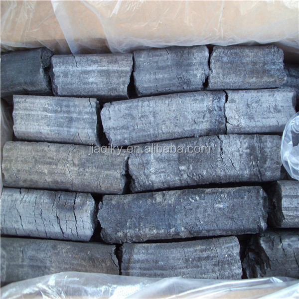 Long burning time smokeless white wood charcoal import from china
