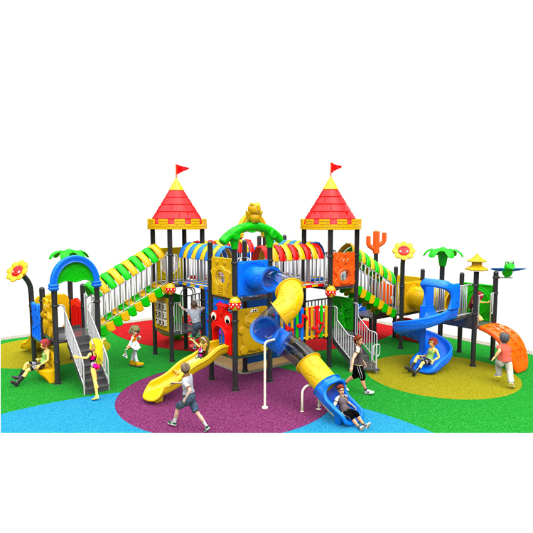 2018 New Kids Outdoor Games Playground Equipment