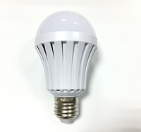China Manufacturers 5W 7W 9W 12W E27 E26 B22 Smart Charge Emergency Rechargeable LED Light Bulb CE ROHS