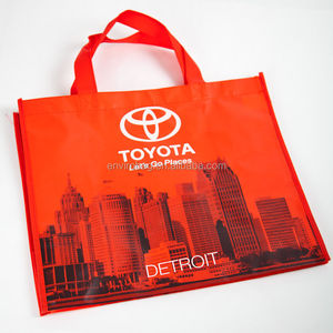 Lead Free Eco-friendly Non Woven Trade Show Bag