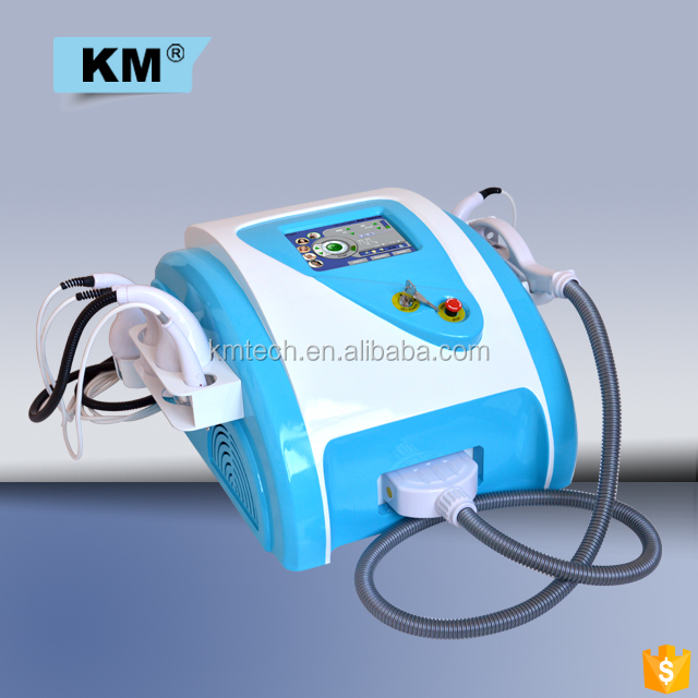 Super ipl rf vacuum cavitation for hair removal salon,weight loss spa