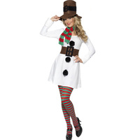 Factory hot sale white christmas costumes