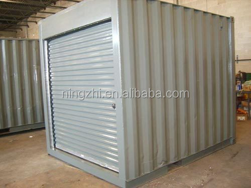 china metal frame storage container - Metal Storage Containers