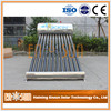 Superior portable cheap competitive price heat pipe pressurized solar water heater price
