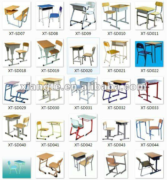 Nursery School Furniture Table With Chair Clroom Desk And