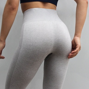 High Waist Women Seamless Butt Lift Tight Breathable Activewear Yoga Pants Leggings