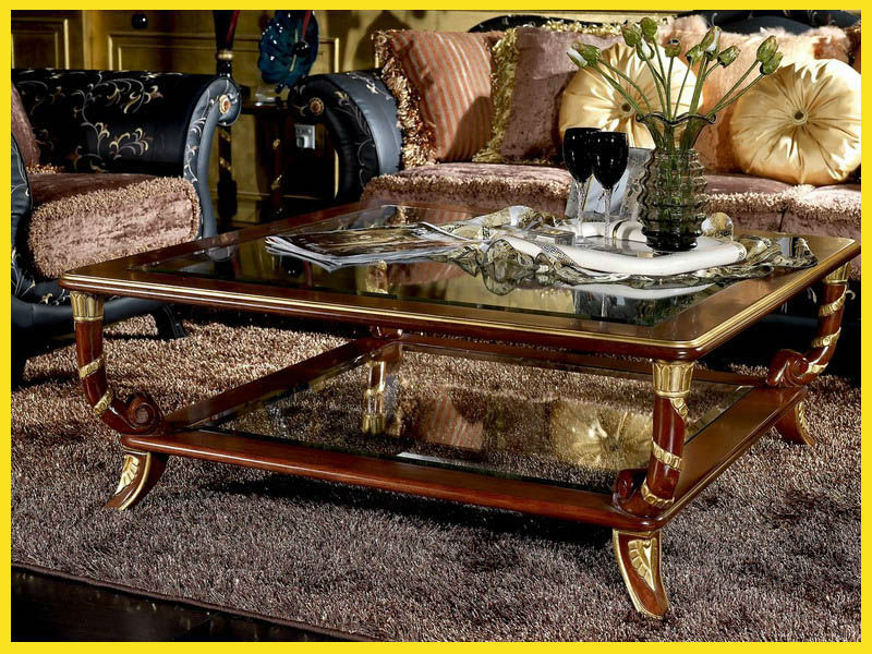 Square Hand Carved Coffee Table Classic Elegant High Quality Furniture    Buy Hand Carved Teak Coffee Table,Hand Carved Dining Table,Round Antique  Hand ...