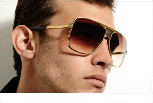 e04353f2ced DITA MATADOR 18K Gold Dita Eyewear DITA MATADOR Sunglasses Men Women Metal  Square Shape Retro Men Design Usher Dita Sun Glasses Kids Sunglasses Locs  ...