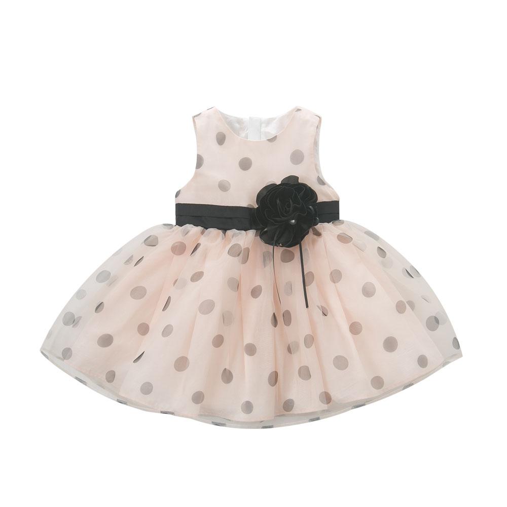 Db5466 Dave Bella Summer Baby Girl Princess Dress Baby Flower Ball ...