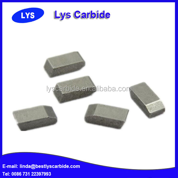 Long Time Life Tungsten Carbide Saw Tip For Steel Cutting