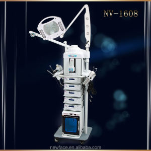 NV-1608 19 In 1 facial steam machine for skin care for Beauty salon ( Beauty Salon Equipment )