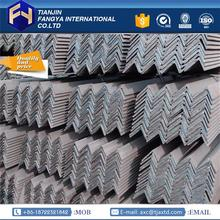 building materials ! aluminium hot rolled steel bar 65*65*6mm angle iron with CE certificate