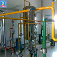 5TPD--50TPD waste oil making biodiesel machine, small biodiesel plant price with top brand