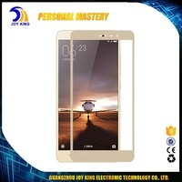 For xiaomi redmi note 3 screen protector tempered glass with high quality and retail packaging