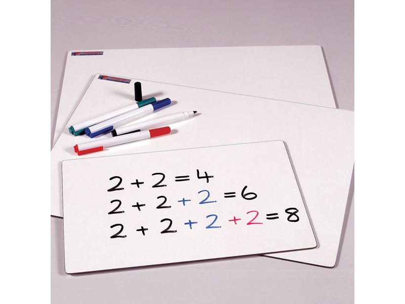 Hot Sale Two Double Sided Ceramic Dry Erase White Board