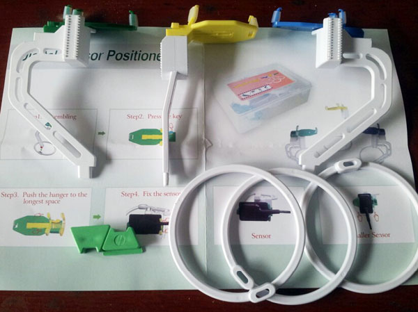 Hot Sale Dental Digital X Ray Sensor Positioner