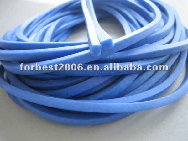Closed cell Silicone Solid foam rubber tubes,Foam songe tube,silicone foam tube