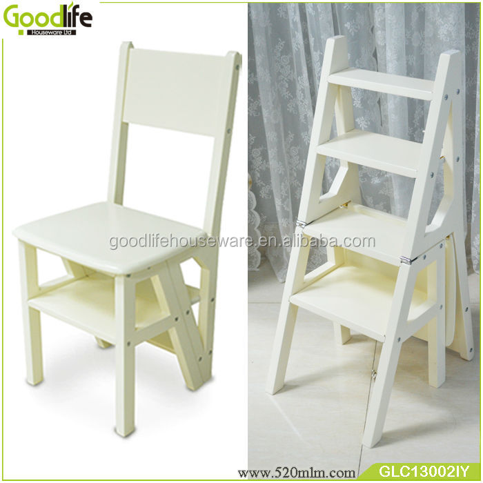 Wooden Goodlife Convertible Ladder Chair Library Step Stool - Buy Convertible Ladder ChairWooden Library Step StoolGoodlife Convertible Ladder Stool ...  sc 1 st  Alibaba & Wooden Goodlife Convertible Ladder Chair Library Step Stool - Buy ... islam-shia.org