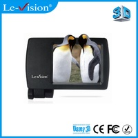 Le-vision Mini 3D Home Theater System 3D Good Quality Modulator work with DLP projectors