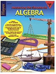 Hayes School Publishing Mastering The Standards Algebra