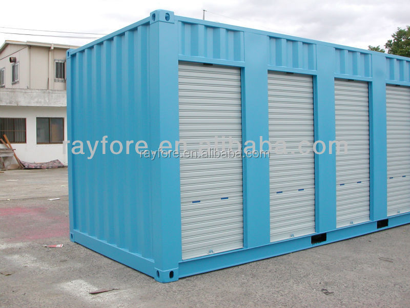 comfortable 20ft mobile workshop storage container