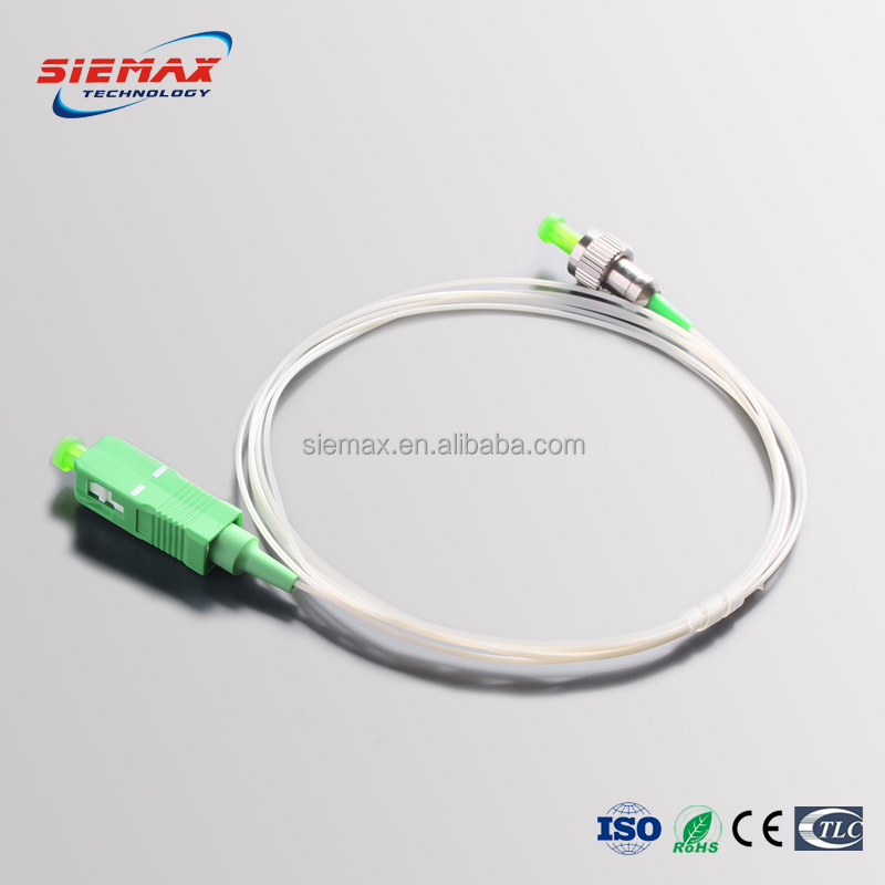 CE RoHS Standard Fiber Optic Patch Cord SC APC FC APC Patch Cord for Optical Network