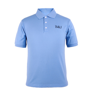 High quality embroidered cotton polo t shirt factory bangladesh