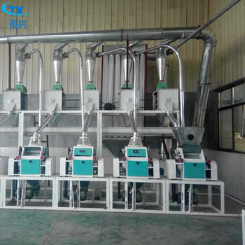 20 ton per day automatic low price wheat flour mill plant