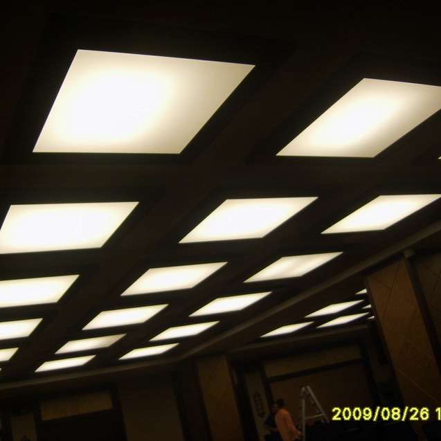 Good Transmittance Prismatic Polycarbonate Light Diffuse Sheet High Quality Fireproof Cover Plastic Led