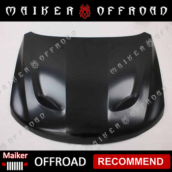 Car Body Parts Engine Hood Cover Jeep Srt8 For Jeep Grand Cherokee