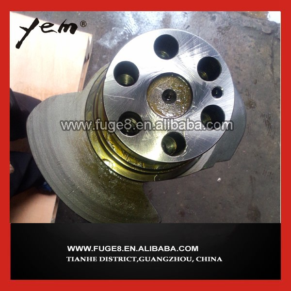 For K19 TA19 4917021 3418898 3347569 forged crankshaft