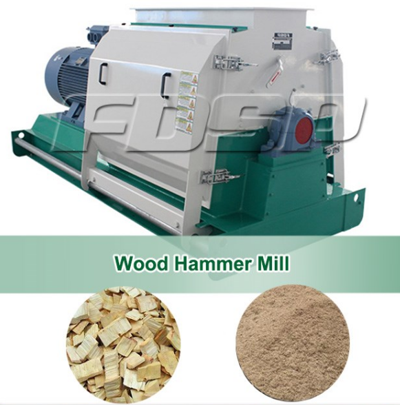 2019 Hot sale reasonable price ring die wood pellet machine for biomass burning fuel production line