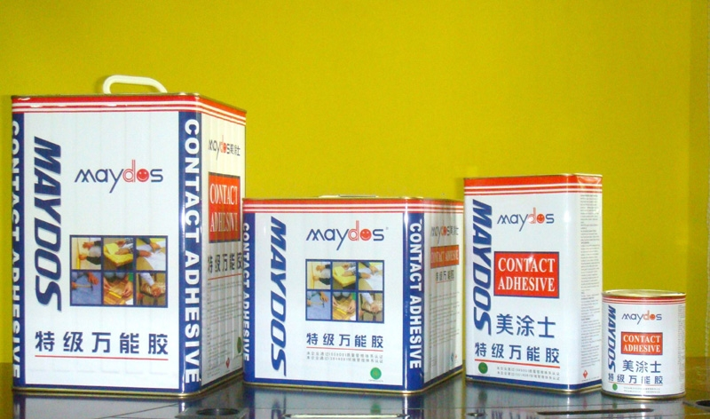 Maydos SBS Contact Adhesive for Decoration Wood