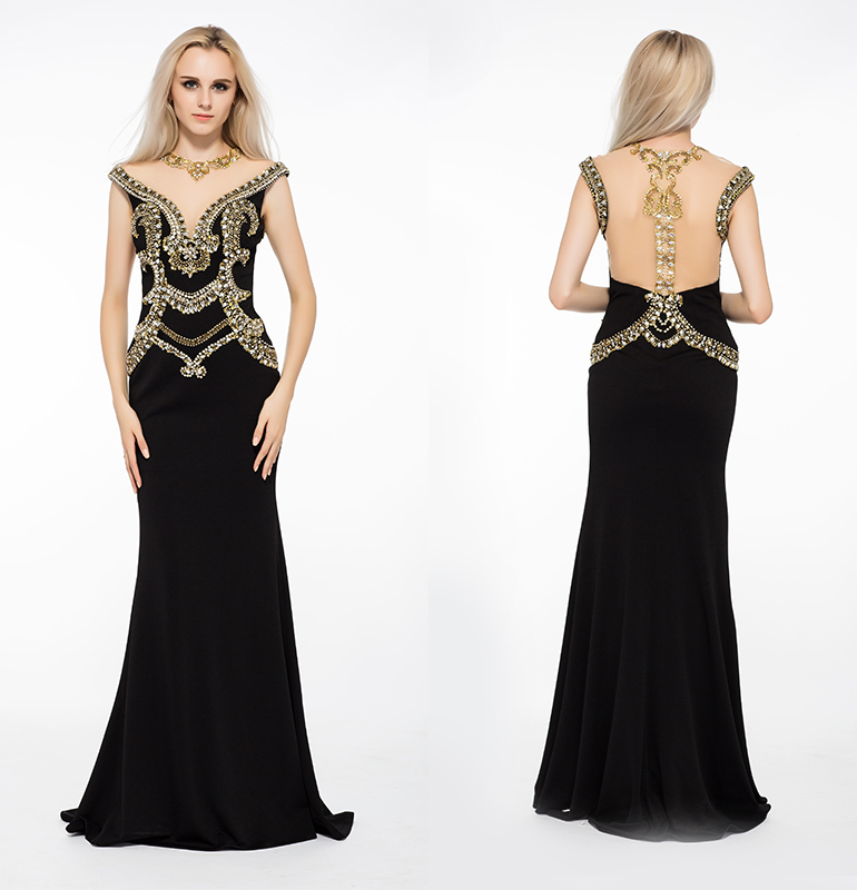 2016 New Western Party Wear Big Boobs In Sexy Evening Dress Fashion