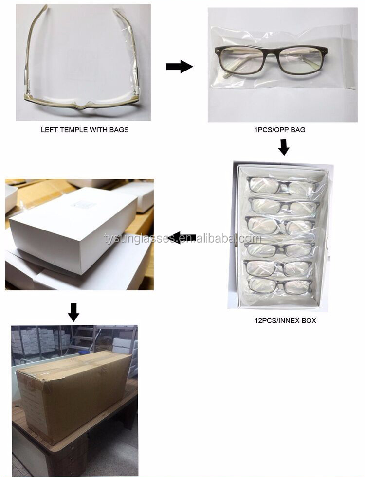 d8b16cede1 New Style Anti-Radiation Goggles Plain Glass Spectacles Women Metal+Plastic  Semicircle Frame Eyeglasses