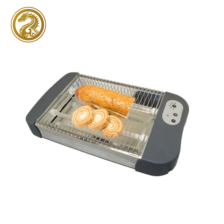 Home Electric Flat Toaster new automatic flat toaster household bread maker toaster