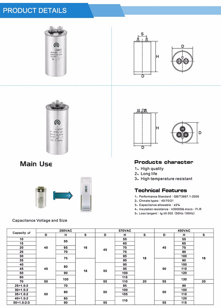 Hvac Capacitor Sizes 28 Images Condenser Fan Motors 4 Wire Vs 3 Wire Hvac Talk 2016 Car
