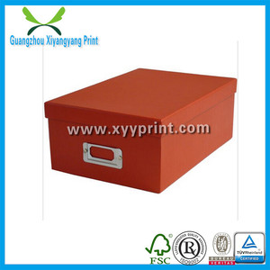 Po-pu Heavy Duty Boxes Design /Gossy Box Wholesale