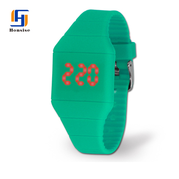 Wholesale Fashion Digital Wrist Watches For Men