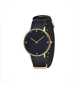 Popular modern lady watch black watch strap focus watches dropshipping