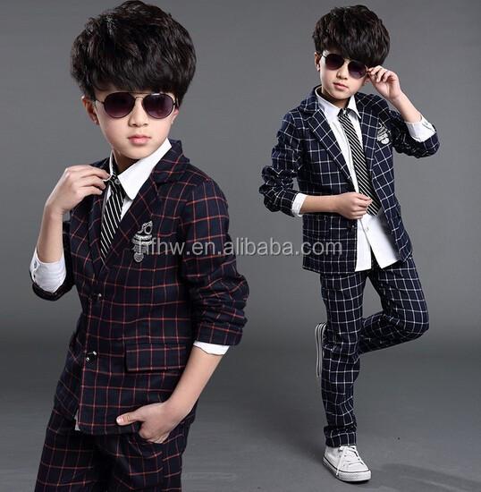 Boys Dress Style