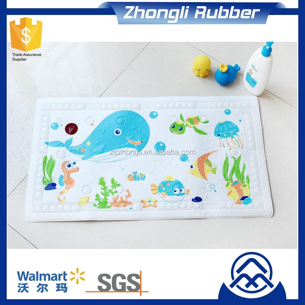Agua temperatura sensible cambio de color dise o personalizado antideslizante alfombra de ba o - Temperatura agua bano bebe ...