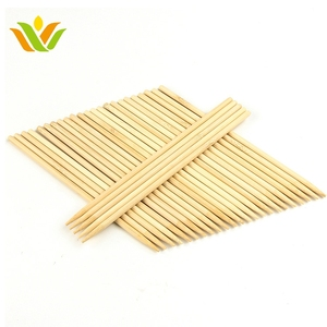 Eco-friendly Natural Round Bamboo barbecue Stick