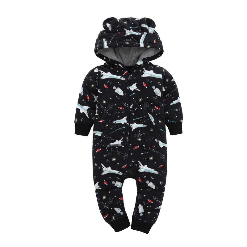 931337a86 Navidad Otoño Invierno bebé niño ropa de bebé mameluco de ropa recién  nacido de las madres