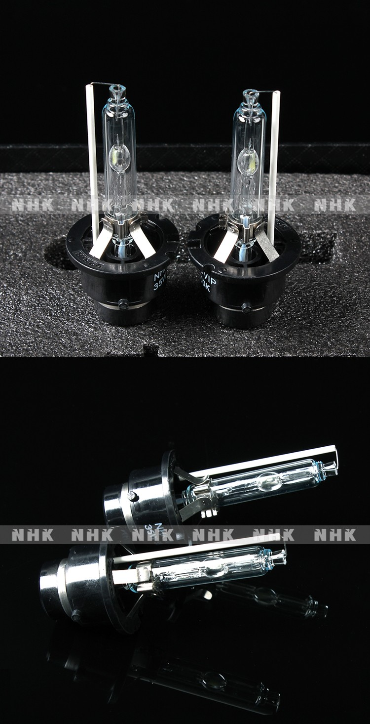 NHK 5500k D2S VIP HID xenon bulb car headlight auto headlight retrofit high quality hot sale wholesale supplier super illuminant