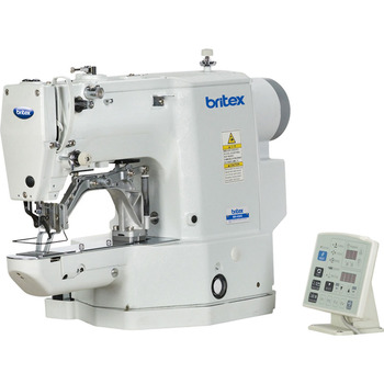 Hot Sale 40g High Speed Direct Drive Bar Tacking Juk Kaj Button Best Button Sewing Machine For Sale