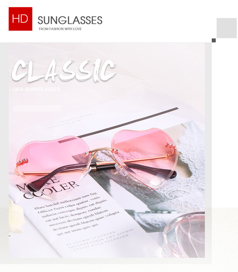 Fuqian women ladies sunglasses manufacturers-5
