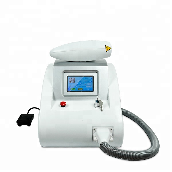 Best seller tattoo removal nd yag laser Q switch